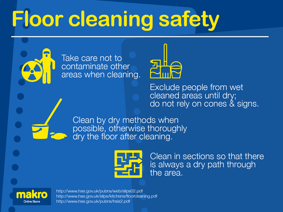 Essential Floor Cleaning Products - makro.co.uk